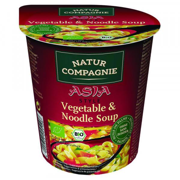 Natur Compagnie ASIA Gemüsesuppe 55g
