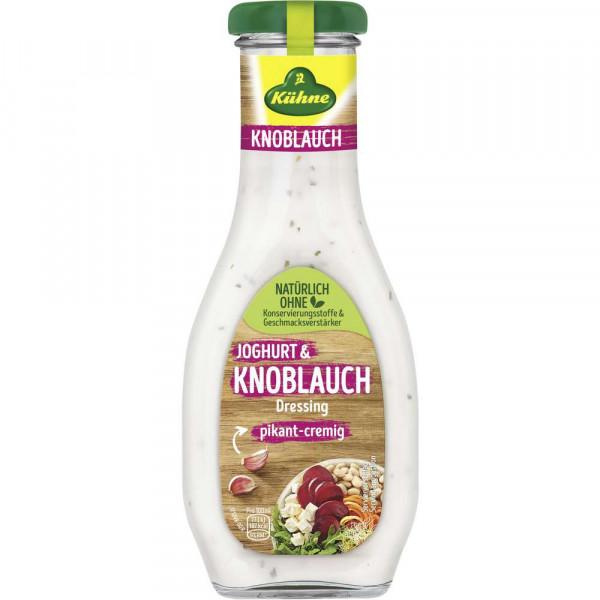 Salatdressing, Joghurt & Knoblauch