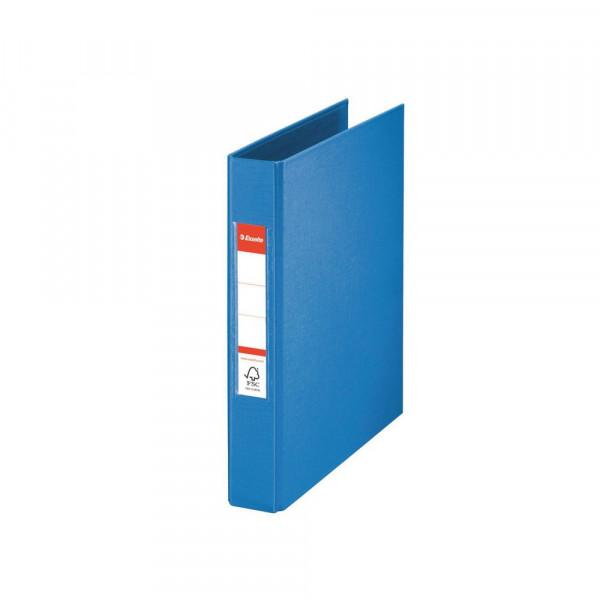 Standard Ringbuch, A5, blau