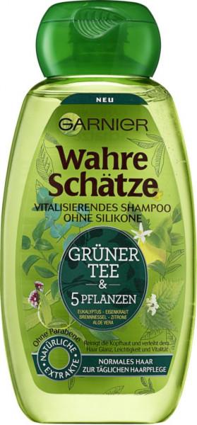 Shampoo Wahre Schätze, GrünerTee