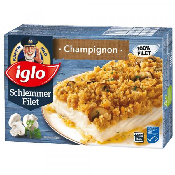 "Schlemmer-Filet ""Champignon"", tiefgekühlt"