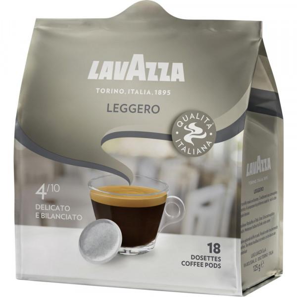 "Kaffee-Pads ""Leggero"" 16+2"
