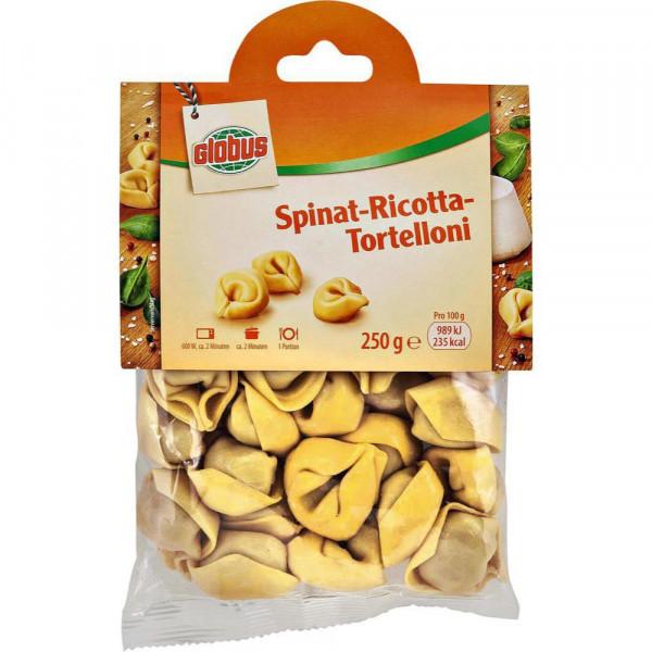 Tortellini, Spinat-Ricotta