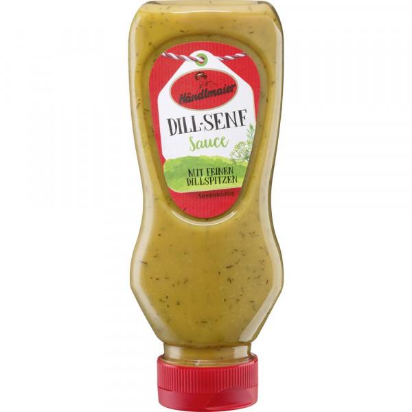 Grillsauce, Dill-Senf