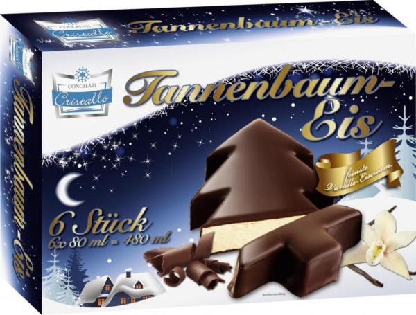 Tannenbaum-Eis, Vanille