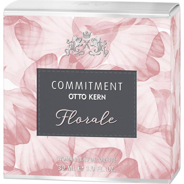 Damen Eau de Toilette Commitment Florale