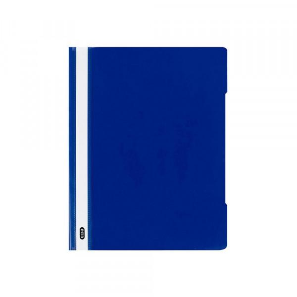 Schnellhefter A4, 160 Blatt, blau