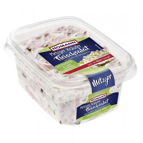 Metzger Kräuter-Fleischsalat