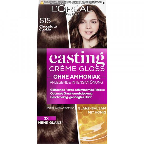 "Haartönung ""Casting Creme Gloss"", 515 Chocolate Cookie"