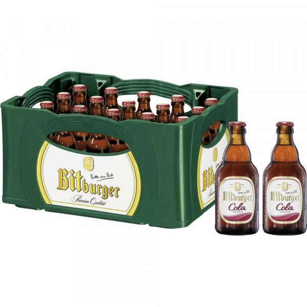 Biermischgetränk, Cola + Bier 2% (20 x 0.33 Liter)