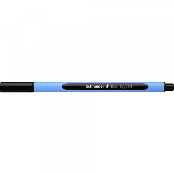 """Kugelschreiber """"Slider Edge"""" extra breit, schwarz"""