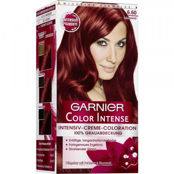 "Haarfarbe ""Color Intense"", 6.60 Intensivrot"