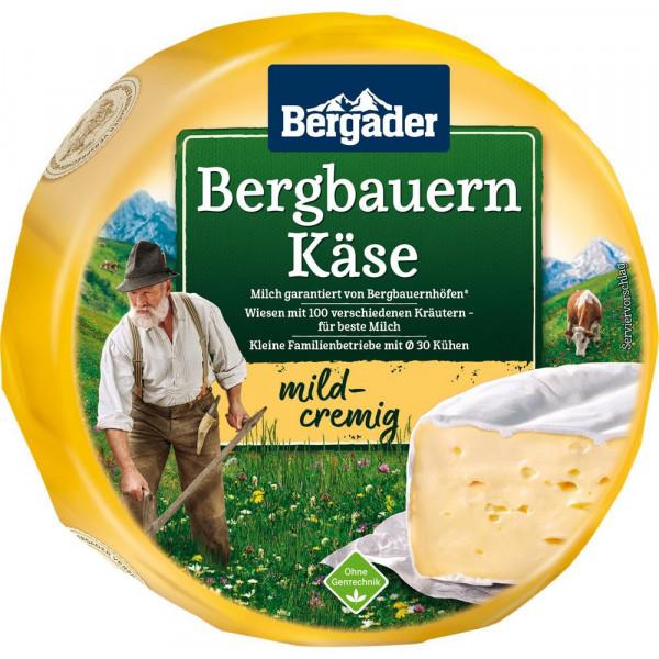 Bergbauern Käse, mildcremig
