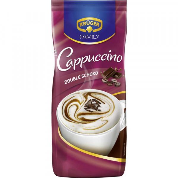 Cappuccino Double Schoko, Nachfüllbeutel
