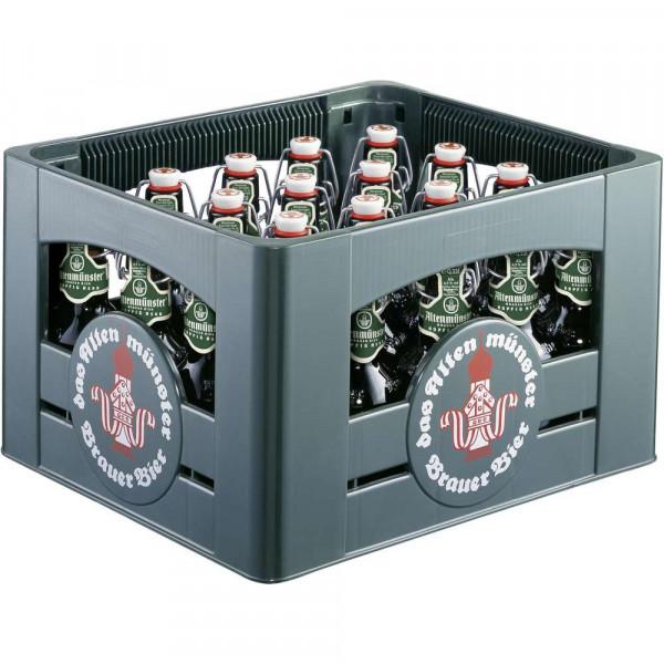 Hopfig-herbes Bier 4,9% (16 x 0.5 Liter)