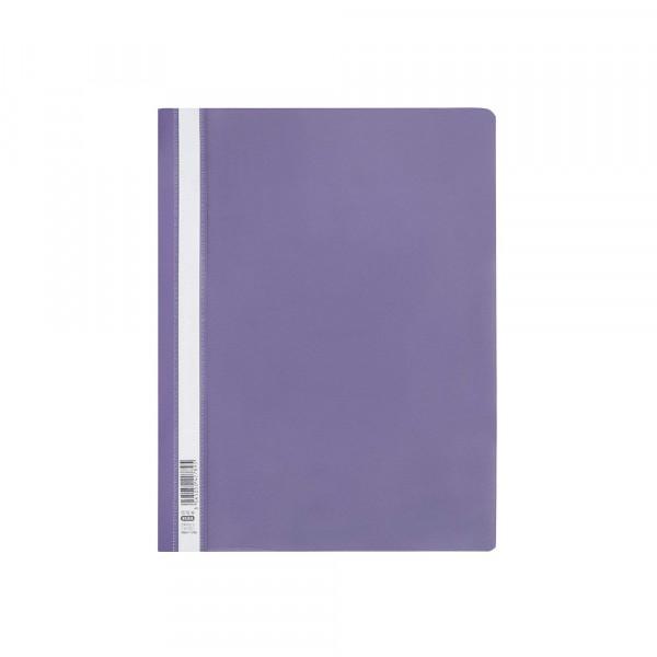 Schnellhefter A4, 160 Blatt, lila