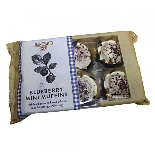 Mini Muffins Blaubeere