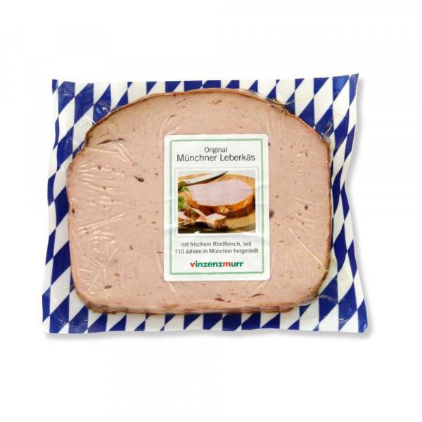 Original Münchner Leberkäs