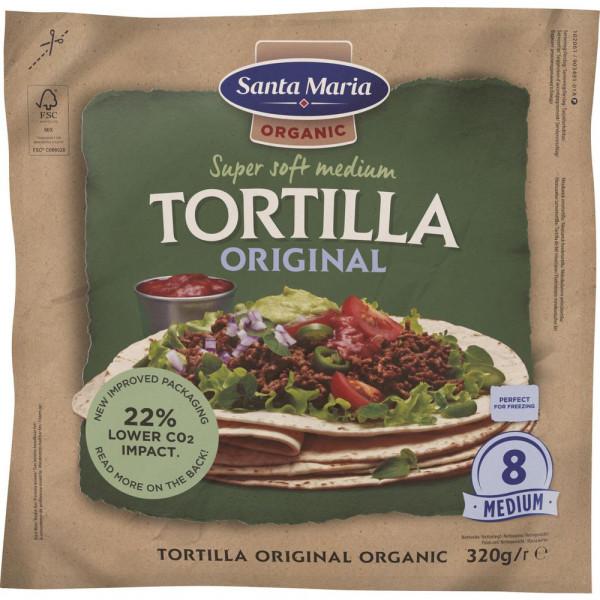 Tortilla, Original Organic