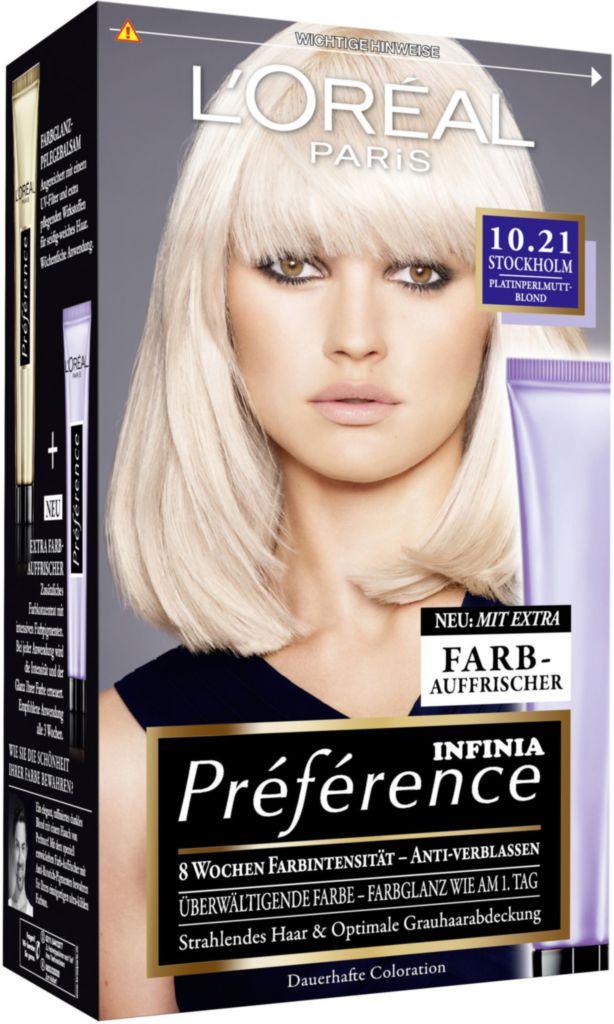 Loreal paris palette haarfarbe