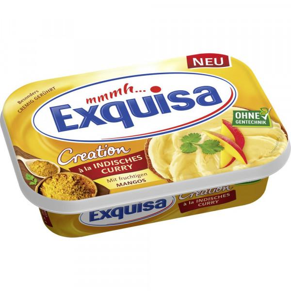 Frischkäse, Indisches Curry