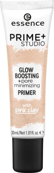 Make-Up Basis Prime + Studio Glow Boosting + Pore Minimizing Primer