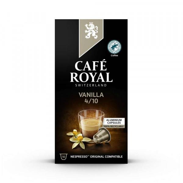 """Kaffee-Kapseln """"Vanille"""""""