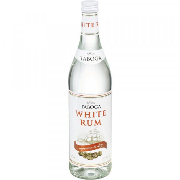 "White Rum ""superior and dry"", 37,5 %"