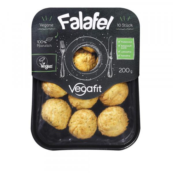 Falafel Bällchen, vegan