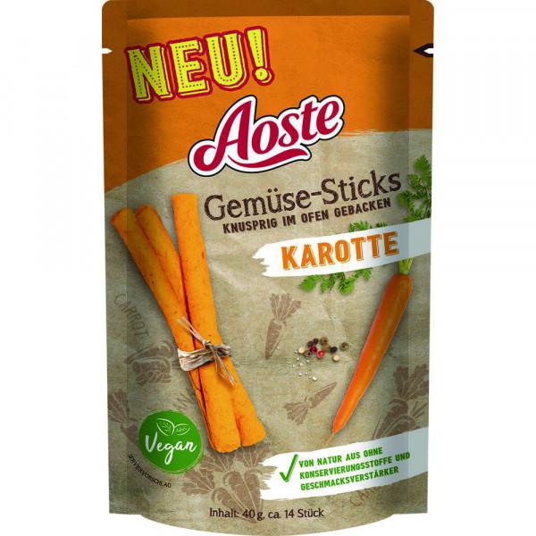 Gemüse-Sticks Karotte