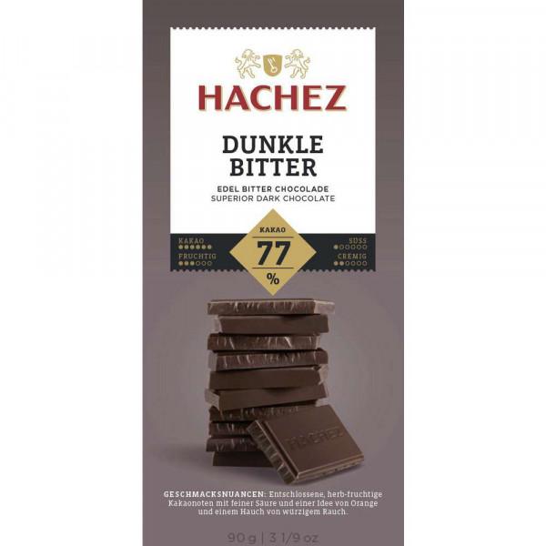 """Schokolade """"dunkel-bitter"""""""