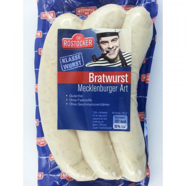 Bratwurst, Mecklenburger Art