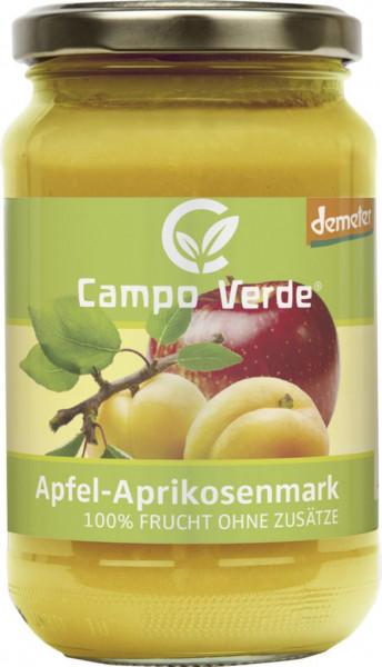 Bio Demeter Apfel-Aprikosenmark