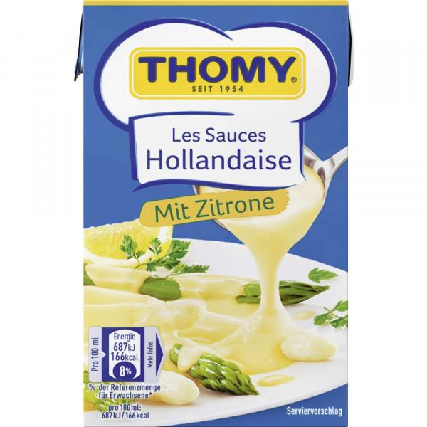 Les Sauces, Hollandaise mit Zitrone