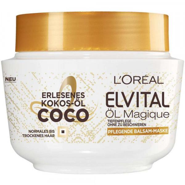 """Haarpflegemaske """"Elvital"""", Kokos-Öl"""