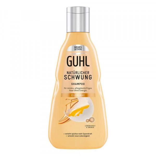 """Shampoo """"natürlicher Schwung"""", Ei-Cognac"""