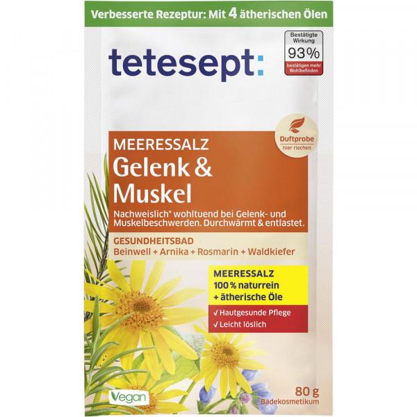 Bade-Meeressalz, Gelenke & Muskeln