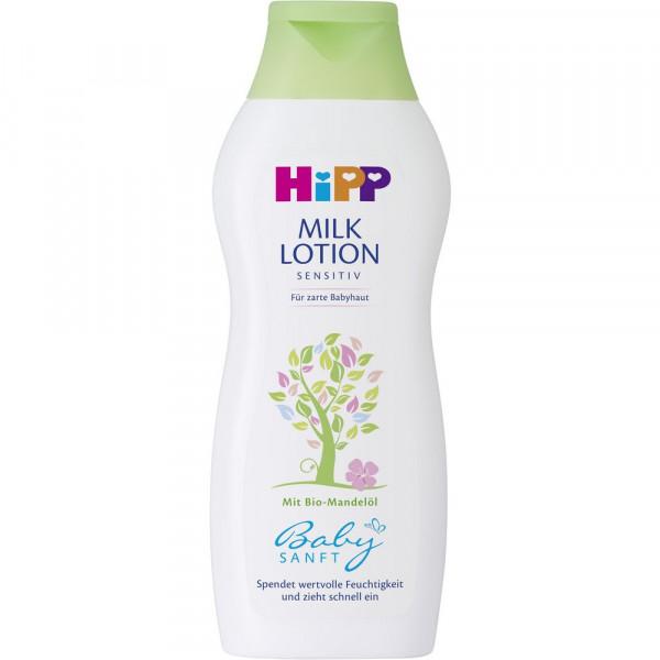 Babysanft Milk Lotion