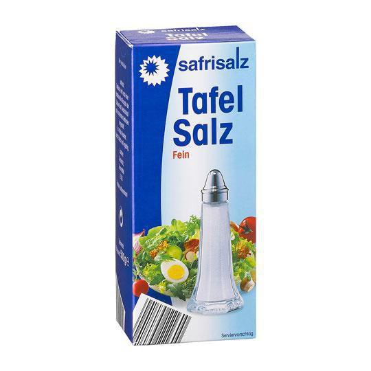 Tafelsalz