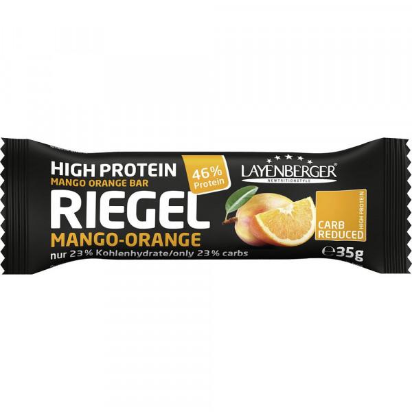 Protein-Riegel, Mango-Orange