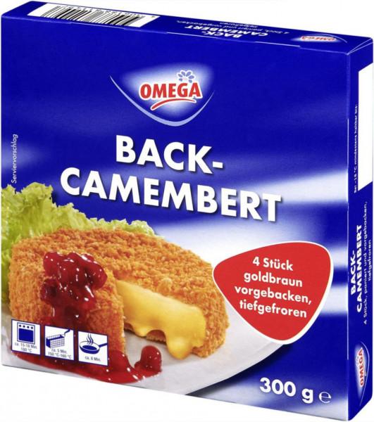 Back-Camembert, tiefgekühlt