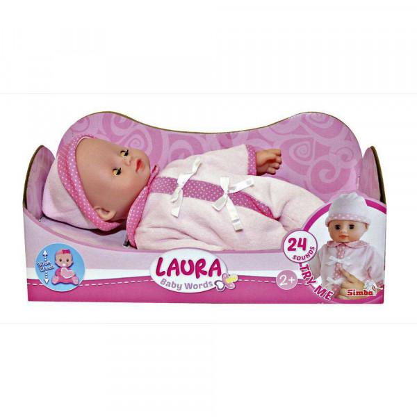 Laura Baby Words