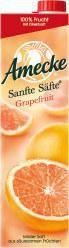 Sanfte Säfte Pink Grapefruit-Saft (192 x 1 Liter)