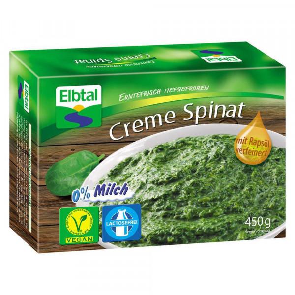 Cremespinat Vegan, tiefgekühlt