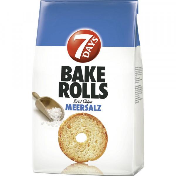 """Brotchips """"Bake Rolls"""", Meersalz"""