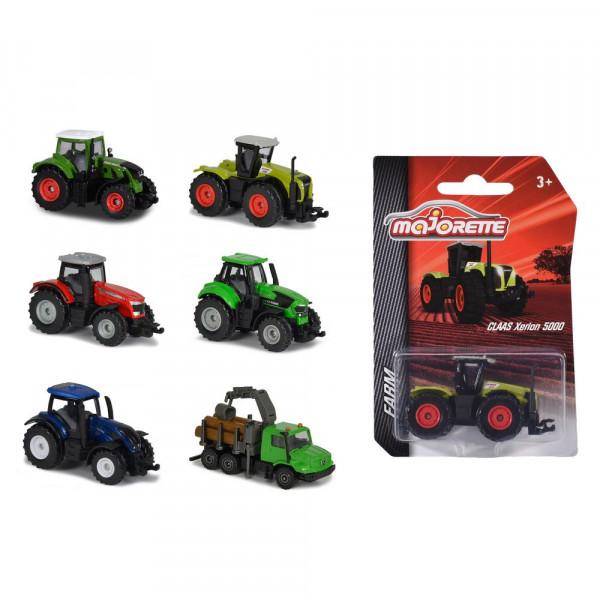 Majorette Traktor