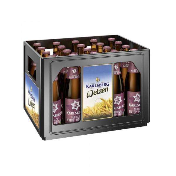 Weizenbier, dunkel 5,3% (20 x 0.5 Liter)