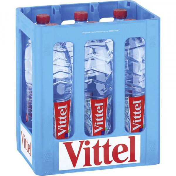 Mineralwasser, Still (6 x 1.5 Liter)