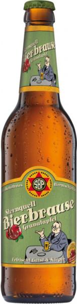 Bierbrause Granatapfel, alkoholfrei (9 x 0.5 Liter)
