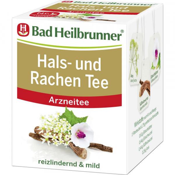 Hals/Rachen Tee